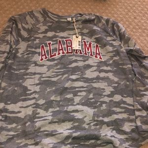 Alabama American eagle tailgate long sleeve